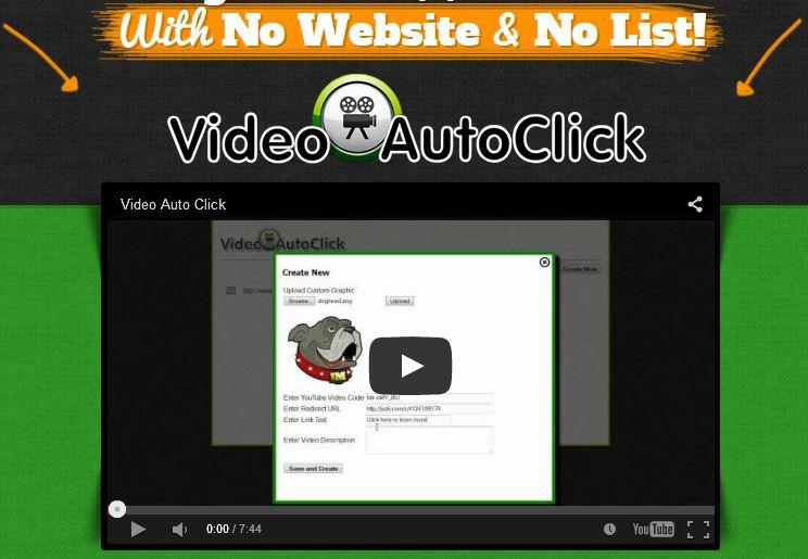 VideoAutoClick